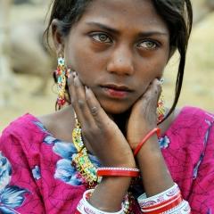Pushkar Fair. Rajasthan, India. 2014.
