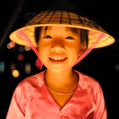 Full Moon Festival. Hoi An, Vietnam. 2013.