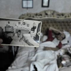 Then and now. Havana, Cuba. 2012.